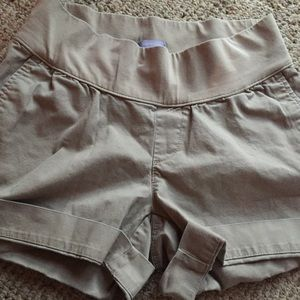 Cute shorts by GapMaternity in size 4